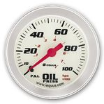 "iEquus Performance 2"" Oil Pressure Gauge"