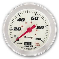 "Image of ""iEquus Performance 2"""" Oil Pressure Gauge"""