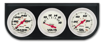 "Image of ""iEquus Performance 2"""" Oil Voltage & Water Gauge Kit"""