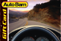 Image of AutoBarn.com 25 Gift Card