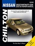 Infiniti G35/Nissan 350Z (2003-08) Chilton Manual
