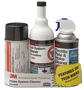 Image of Intake System Cleaner Kit - Aerosol