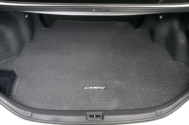 Image of Intro-Tech Custom Protect-A-Mat Clear Cargo Mat