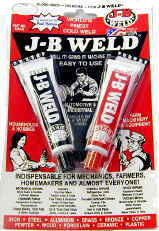 Image of J-B Weld Cold Weld (2 oz.)