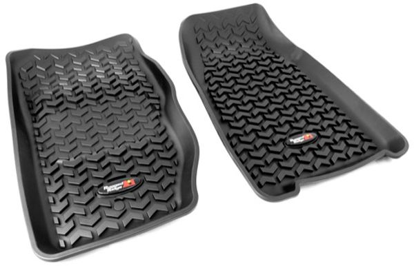 Weathertech Floor Mats Best Price >> Jeep Cherokee XJ Front All Terrain Floor Liners-Pair (1984-2001) - XXX12920-25
