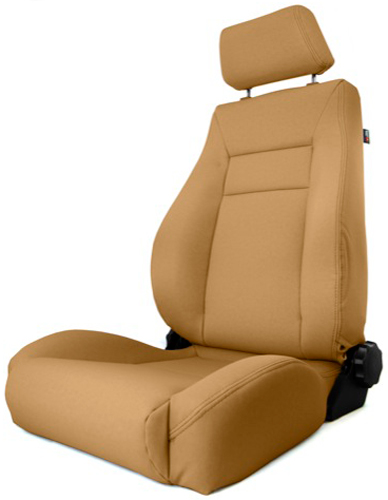 Jeep Cherokee XJ XHD Ultra Replacement Front Seat (1984-2001)