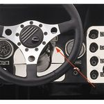 Jeep CJ Stainless Steel Steering Column Cover
