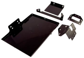 Jeep CJ & Wrangler YJ Dual Battery Tray (1970-1990)