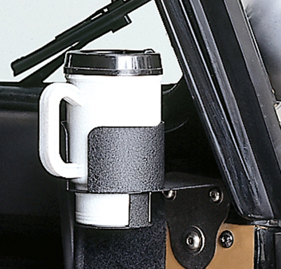 Image of Jeep CJ & YJ Cup Holder