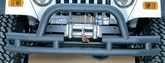 Jeep Front and Rear Bumpers & Accessories