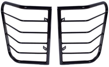 Jeep Grand Cherokee Black Taillight Guard-Pair (2005-2008)