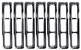 Jeep Grill Inserts & Radiator Bug Shields