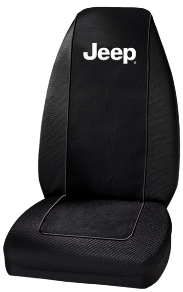 Image of Jeep Logo Seat Cover
