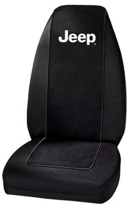 Jeep Logo Seat Cover