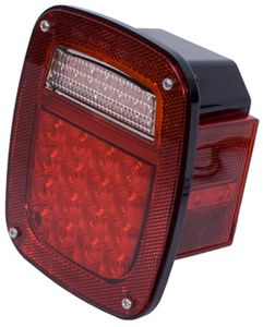 Jeep Wrangler & CJ LED Tail Light Assembly (1976-2006)