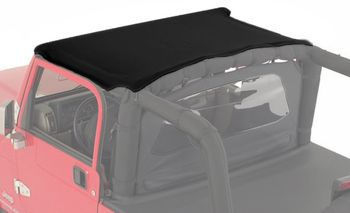 Jeep Wrangler (JK) 2 Door Summer Brief Top w/Pockets (2007-2010)