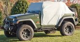 Jeep Wrangler JK 2-Door Weather Lite Cab Cover (2007-2018)