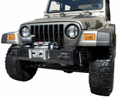 Jeep Wrangler JK Bumpers and Accessories