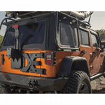 Jeep Wrangler JK HD Tire Carrier Kit (2007-2018)