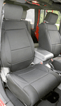 Jeep Wrangler JK Seat Covers