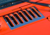 Jeep Wrangler Jk Stainess Steel Hood Vent Cover (2007-2018)