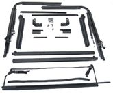Jeep Wrangler Soft Top Replacement Hardware (1987-1995)