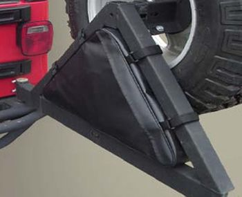 Jeep Wrangler Tire Carrier Recovery Bag (1976-2012)