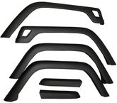 Jeep Wrangler TJ 6-Piece Fender Flare Kit (1997-2006)