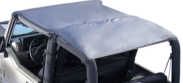 Image of Jeep Wrangler TJ Header Roll Bar Top (1997-2006)