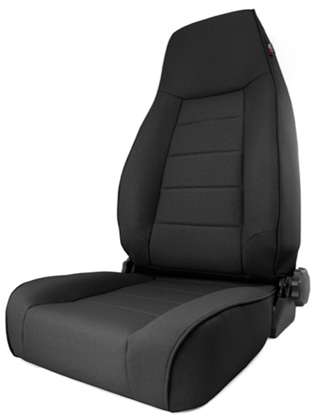 Jeep Wrangler TJ XHD Replacement Reclining Front Seat (1997-2006)