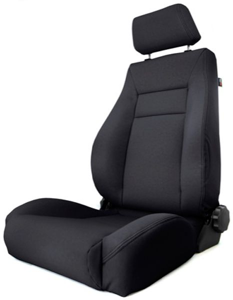 Jeep Wrangler TJ XHD Ultra Replacement Front Seat (1997 ...