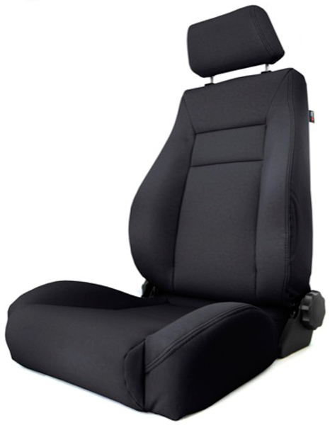Jeep Wrangler TJ XHD Ultra Replacement Front Seat (1997-2006)