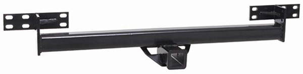 Jeep Wrangler & Unlimited Rear Hitch for Tube Bumpers (1987-2006)