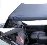 Jeep Wrangler & Unlimited Summer Brief Top w/Corner Pockets (1997-2006)