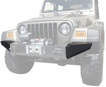 Jeep Wrangler XHD Front Bumper Ends (1976-2006)