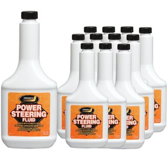 Johnsen's Power Steering Fluid - 12 Pack (12 oz)