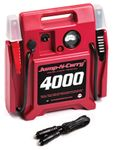 Jump-N-Carry� 4000 Battery Booster- 12 Volt, 1100 Amp
