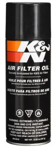 K&N Air Filter Oil (12 oz.)