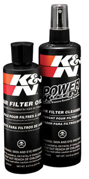 Image of K&N Air Filter Cleaner & Recharger Kit