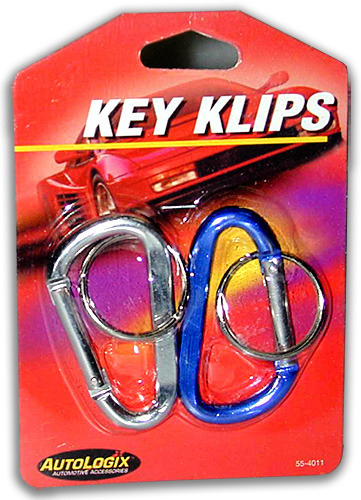 Image of Keychain Clips