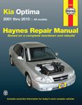 Kia Optima Haynes Repair Manual (2001-2010)