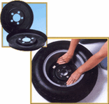 Kleen Wheels Brake Dust Covers