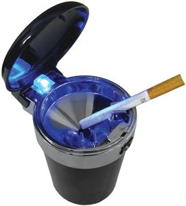 LED Smokeless Ashtray
