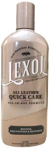 Lexol All Leather Quick Care All-In-One Formula (16.9 oz)