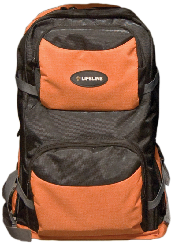 Lifeline Two Person 72 Hour Premium Emergency & Disaster Kit