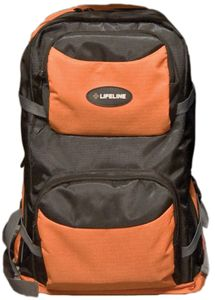 Lifeline Two Person, 72 Hour Premium Emergency & Disaster Kit