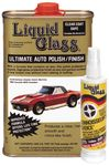 Liquid Glass Ultimate Auto Polish & Interior Protectant Combo