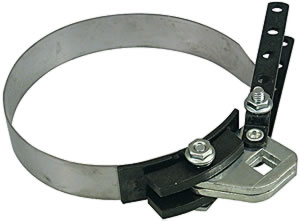 Image of Lisle Adjustable Oil Filter Wrench