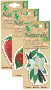 Little Tree Naturals Air Fresheners