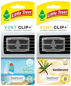 Little Tree Vent Clip Steadi-Scent Air Fresheners